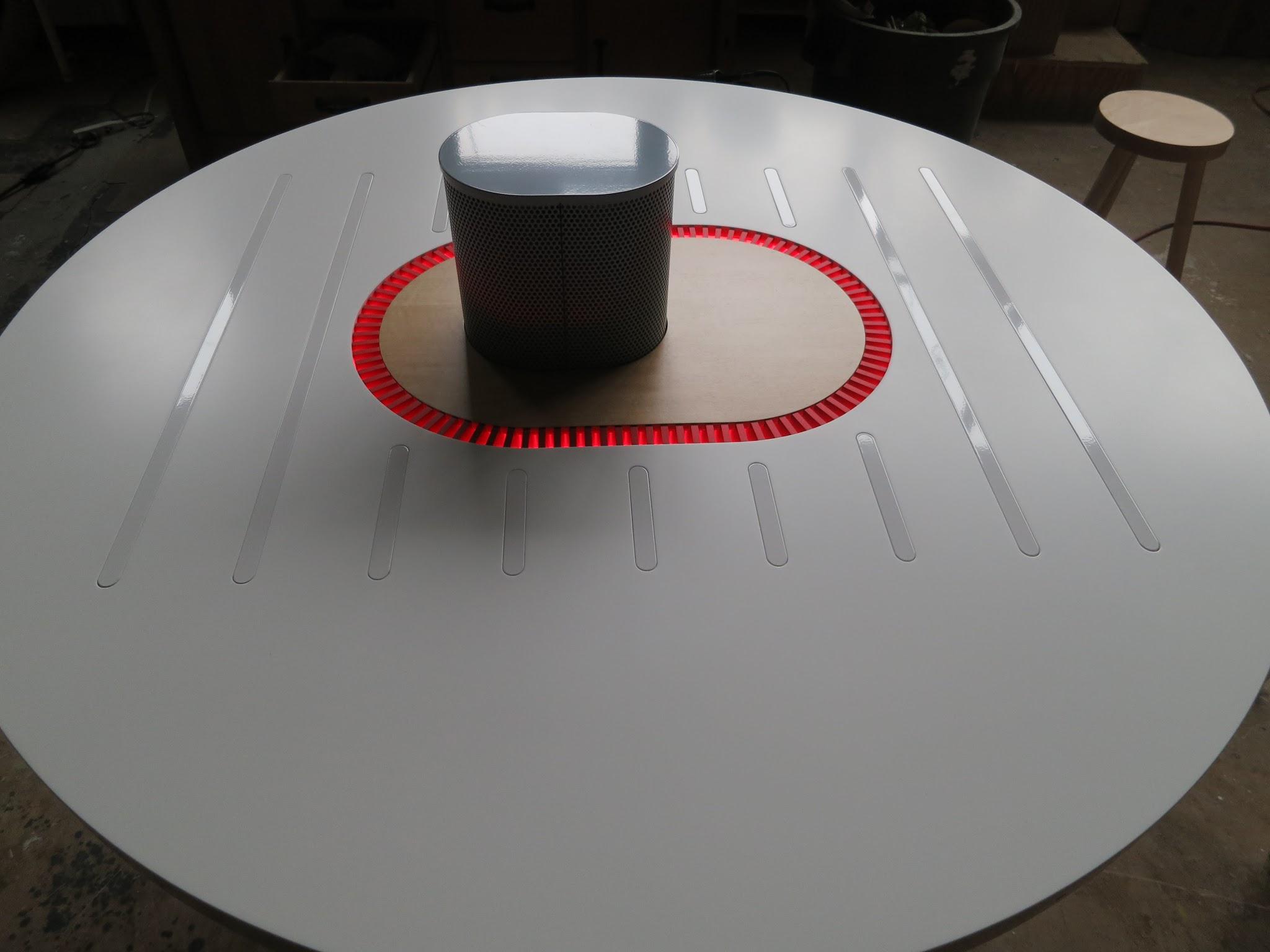 Listening Table