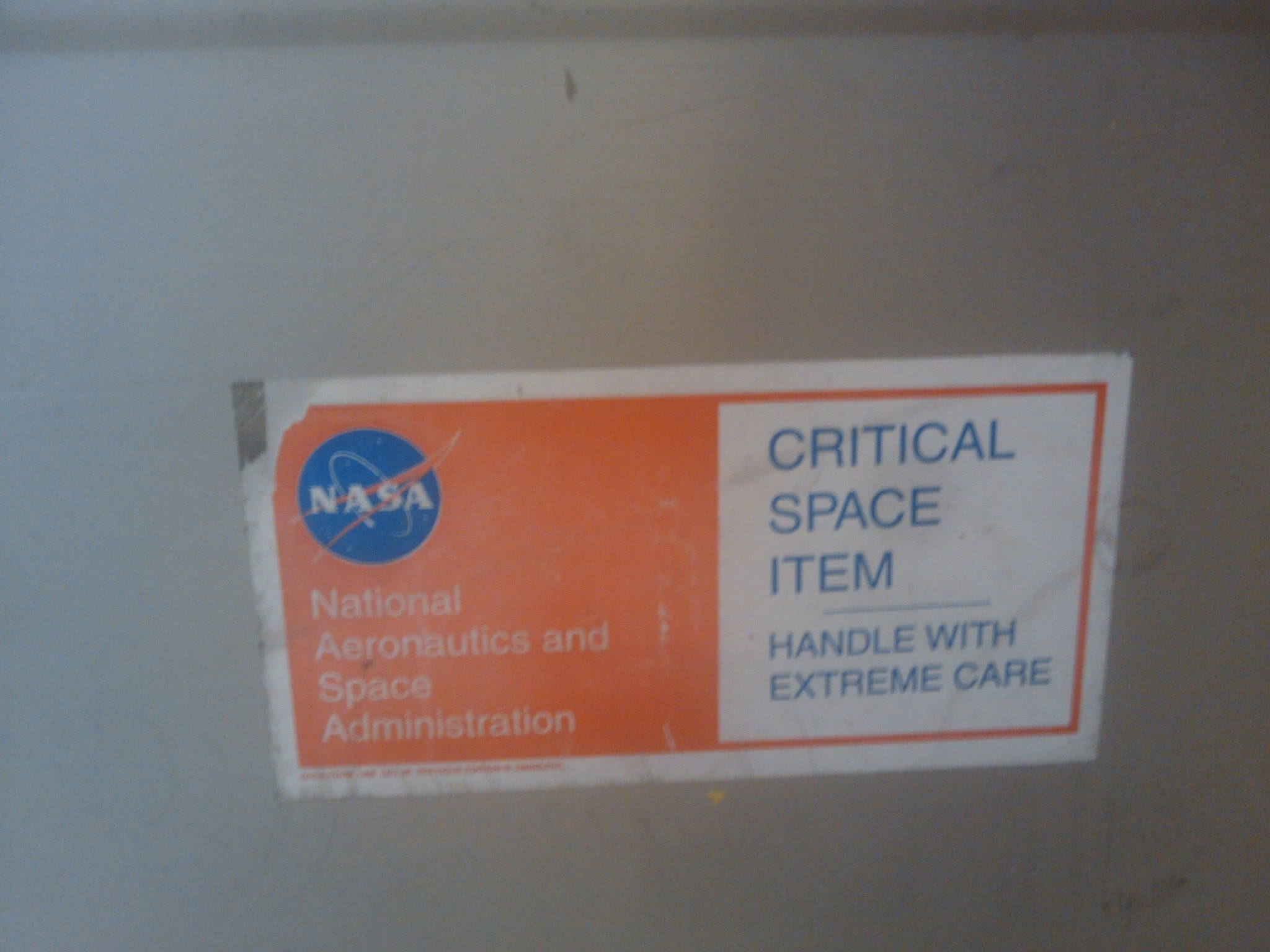 Building the first NASA FabLab